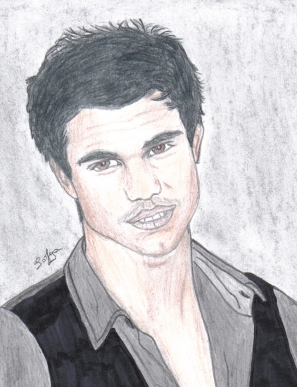 Taylor Lautner by Sofya